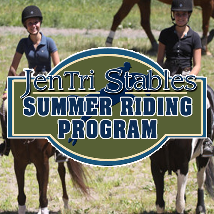Summer Riding Program